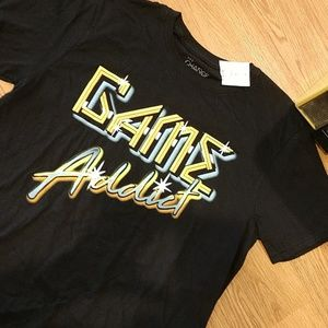 🌠5 for $25🌠 Game Addict T-shirt
